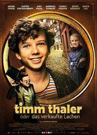 دانلود رایگان فیلم The Legend Of Timm Thaler 2017