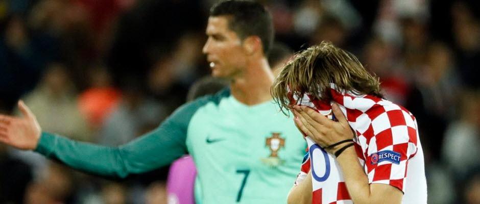 نگرانی رئال مادرید از بازی های پلی آف جام جهانی 2018 روسیه