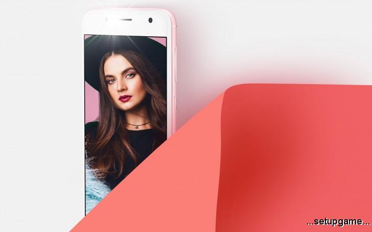 گوشی ZenFone 4 Selfie Lite رسما معرفی شد