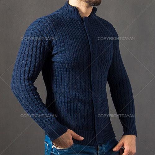 حراج بافت مردانه مایکل  - سویشرت بافت مردانه