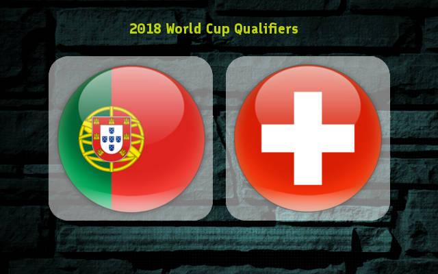 پخش زنده و انلاين بازي پرتغال و سوئیس