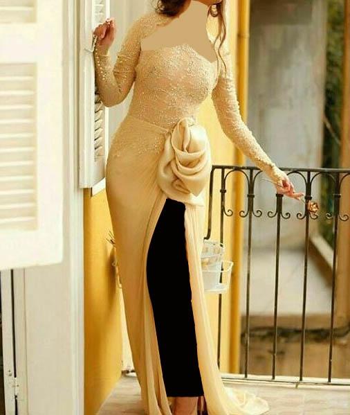 مدل لباس شب و مهمانی 2018