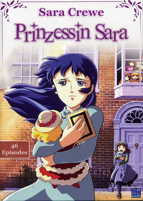 دانلود انیمه ژاپنی سارا کورو A Little Princess Sara 1985
