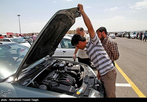 آزاد شدن شماره گذاری خودورهای با مصرف سوخت بیش از 8.5 لیتر