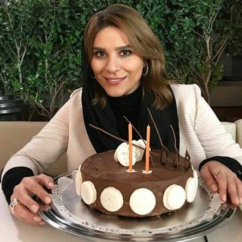 جشن تولد ۳۸ سالگی سحر دولتشاهی + عکس