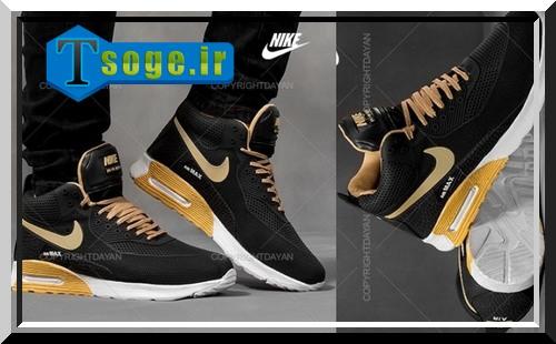 خرید کفش ورزشی نایک مردانه رنگ مشکی