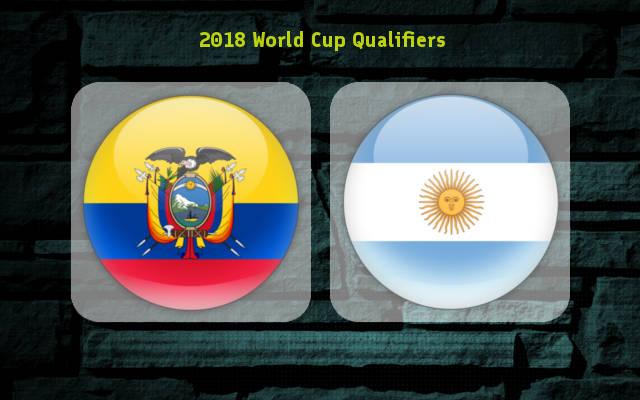 پخش زنده و انلاين بازي آرژانتین و اکوادور
