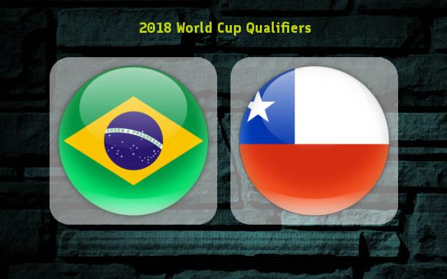 پخش زنده و انلاين بازي برزیل و شیلی