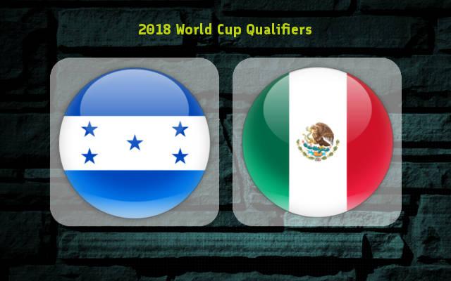 پخش زنده و انلاين بازي مکزیک و هندوراس