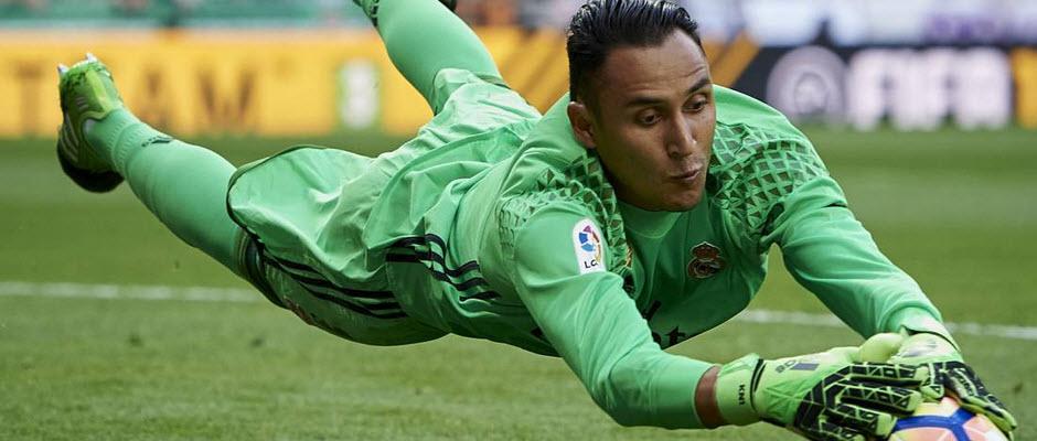 آیا مصدومیت ناواس باعث غیبت او در 2 دیدار آینده رئال مادرید می شود؟