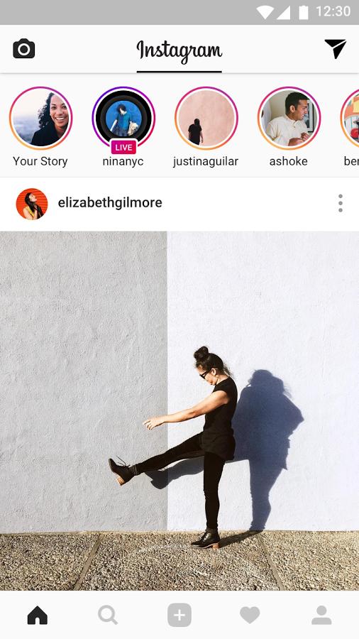 دانلود رایگان برنامه instagram