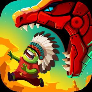 دانلود رایگان بازی Dragon Hills 2 v1.0.3 - بازی اکشن دراگون هیلز 2 برای اندروید و آی او اس