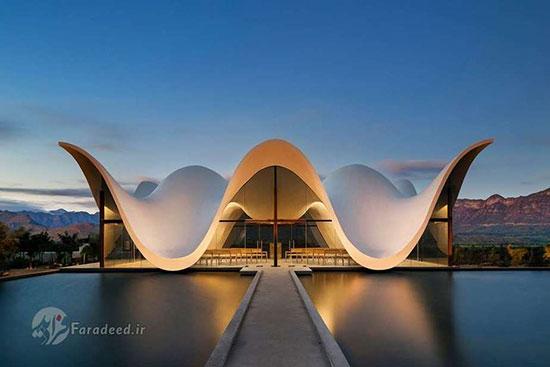 برجسته ترین بناهای شهری جهان