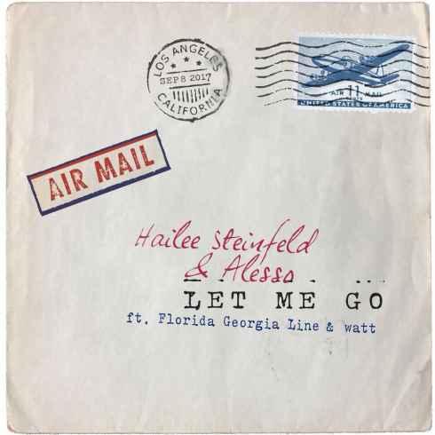 دانلود آهنگ جدید Alesso & Hailee Steinfeld feat. Florida Georgia Line & Watt به نام Let Me Go