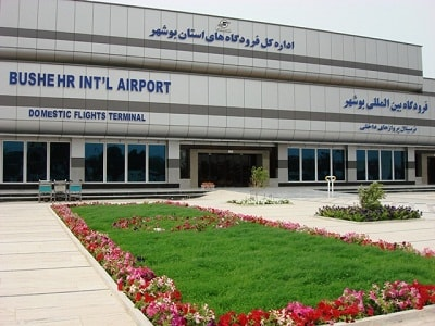 اطلاعات تماس فرودگاه بوشهر