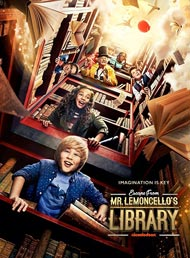 دانلود فیلم Escape Mr Lemoncellos Library 2017