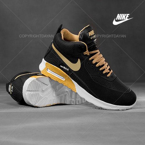 کفش ساق دار Nike مدل Odek(مشکی)