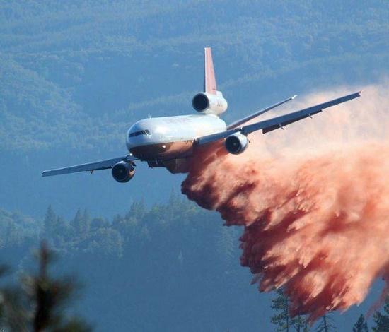 با تجهیزات هوایی آتش نشانی آشنا شویم (عکس)