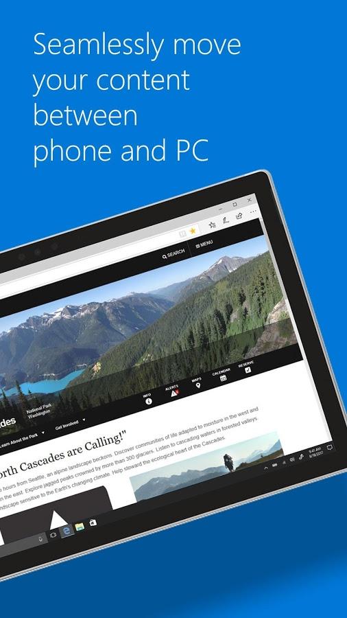 دانلود رایگان آخرین نسخه مرورگر میکروسافت اچ Microsoft Edge Preview