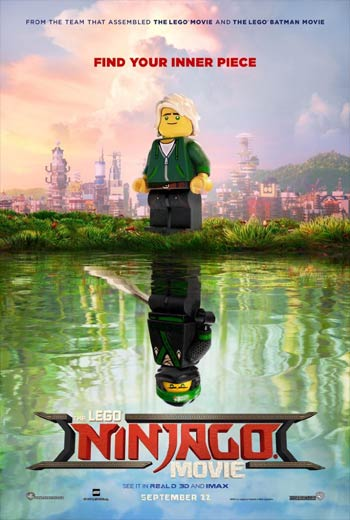 دانلود فیلم The Lego Ninjago Movie 2017