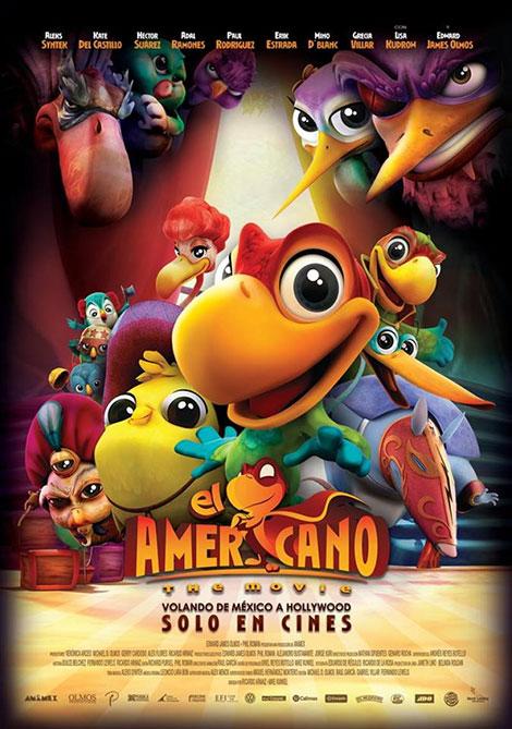 دانلود انیمیشن آمریکانو Americano 2016