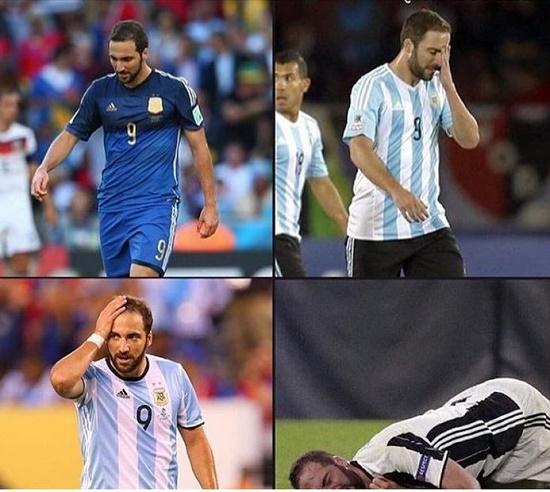 ستاره همیشه ناکام دنیای فوتبال کیست؟+عکس