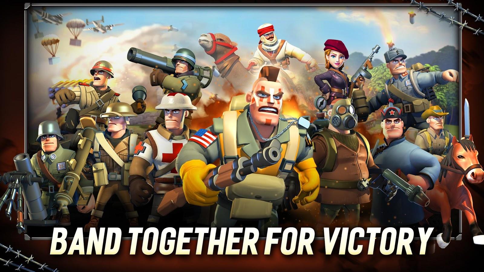 دانلود رایگان بازی جبهه طوفان 1944 StormFront 1944