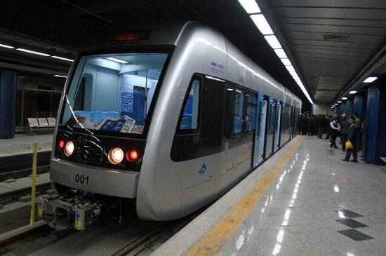 مترو وسیله ای برای دیر رسیدن!