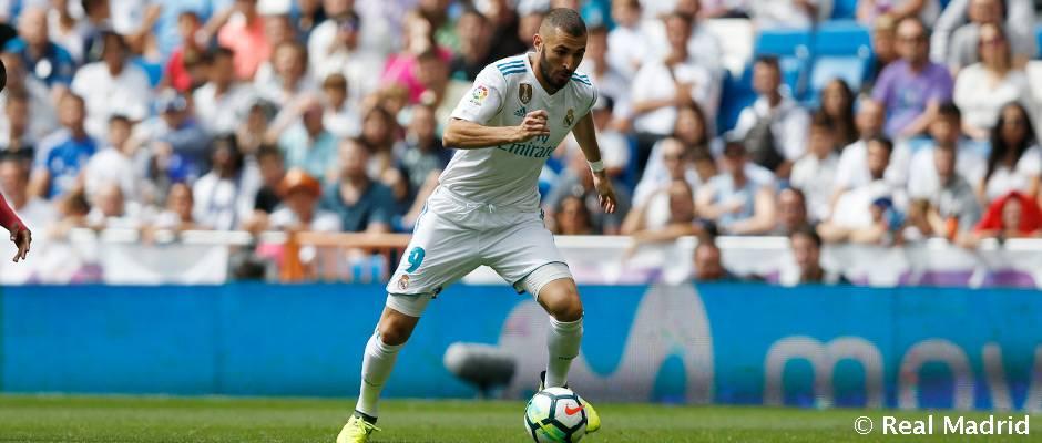 رسمی؛ ترکیب رئال مادرید برای بازی مقابل ختافه اعلام شد