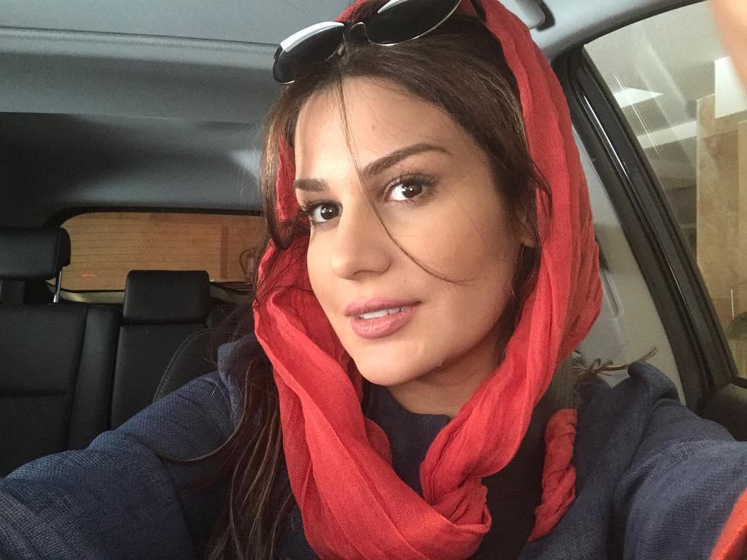 عکس هاي رز رضوی بازيگر