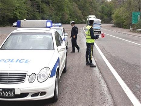 طرح برخورد با اتومبیل های دودزا در دستور کار پلیس راهور