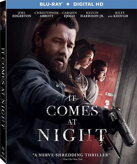 دانلود دوبله فارسی فیلم It Comes at Night 2017