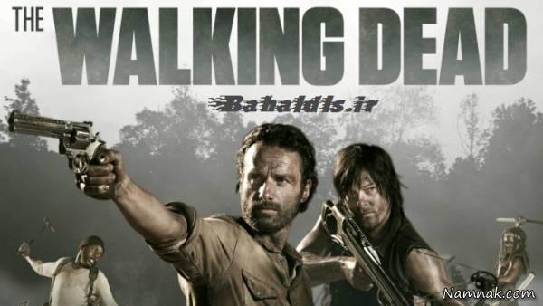 دانلود کامل و دوبله فارسی سریال مردگان متحرک The Walking Dead + بیوگرافی و خلاصه داستان