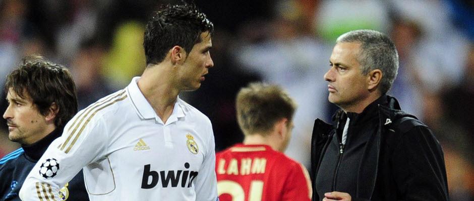 مورینیو و افشای دلیل جدایی از رئال مادرید