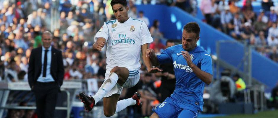 اشرف حکیمی: هر دقیقه بازی برای رئال مادرید، باعث می شود پیشرفت کنم