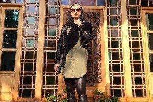 پست اینستاگرامی ورزشکار زن خارجی درباره نام خلیج فارس! عکس