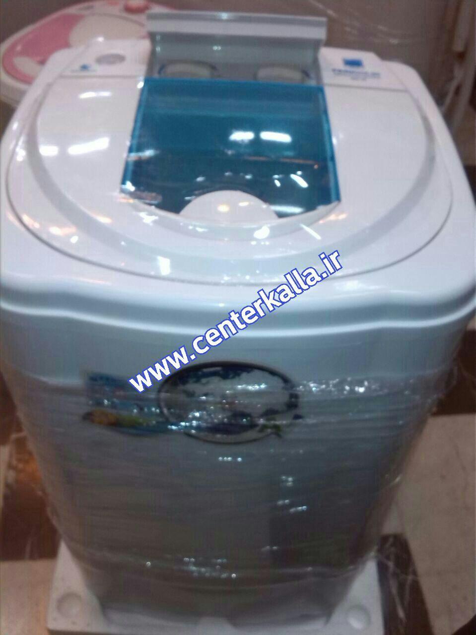 ماشین لباسشویی مینی واش فریدولین feridolin ظرفیت 3/5 کیلویی با سبد خشکن