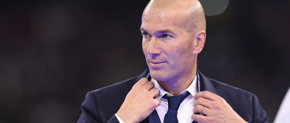 زیدان تا به حال با رئال مادرید در برنابئو در دیدارهای اروپایی نباخته است