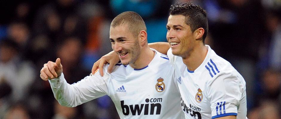 رئال مادرید از زمان خرید بنزما و رونالدو، به تیم های انگلیسی نباخته است