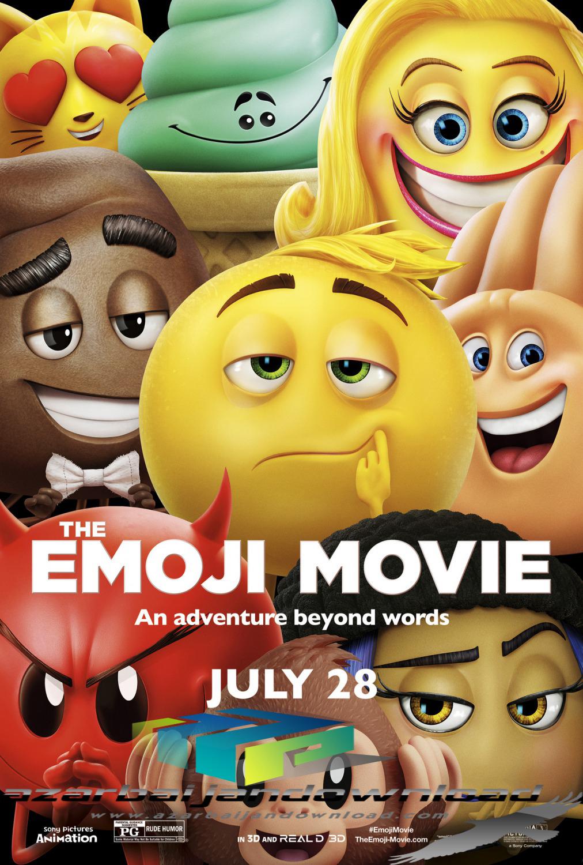 دانلود انیمیشن ایموجی ها The Emoji Movie 2017 BluRay 1080p