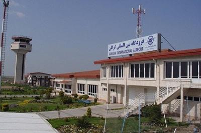 اطلاعات فرودگاه(فرودگاه گرگان)