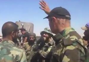 نبرد سنگین ارتش سوریه با تروریستهای داعش در المیادین + فیلم