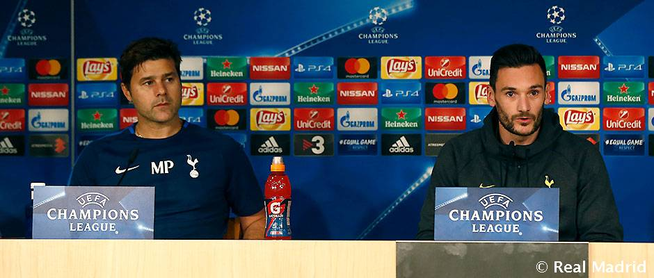 واکنش پوچتیتو به احتمال انتقال هری کین به رئال مادرید