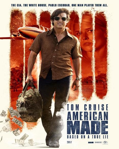 دانلود فیلم ساخت آمریکا American Made 2017