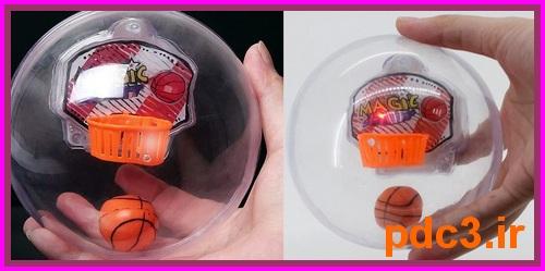 خرید اسباب بازی فکری برای کودکان گوی بسکتبال