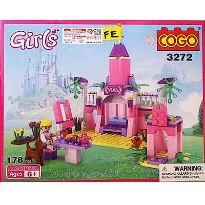 بازی سازه ای مدل  رویای دختران