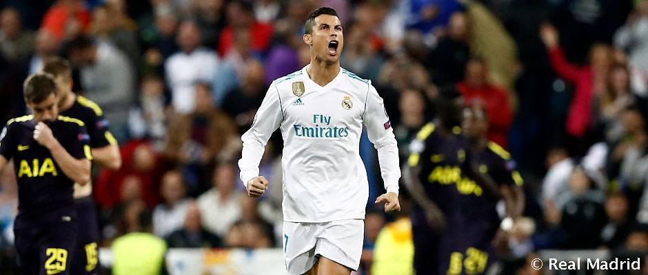 سومین بازیکن با بیشترین بازی در لیگ قهرمانان؛ کریستیانو رونالدو