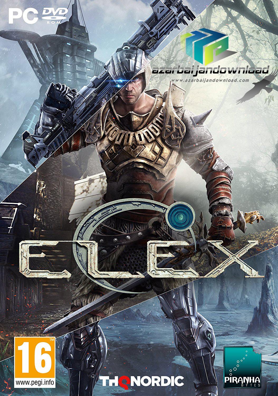 دانلود بازی ELEX برای PC