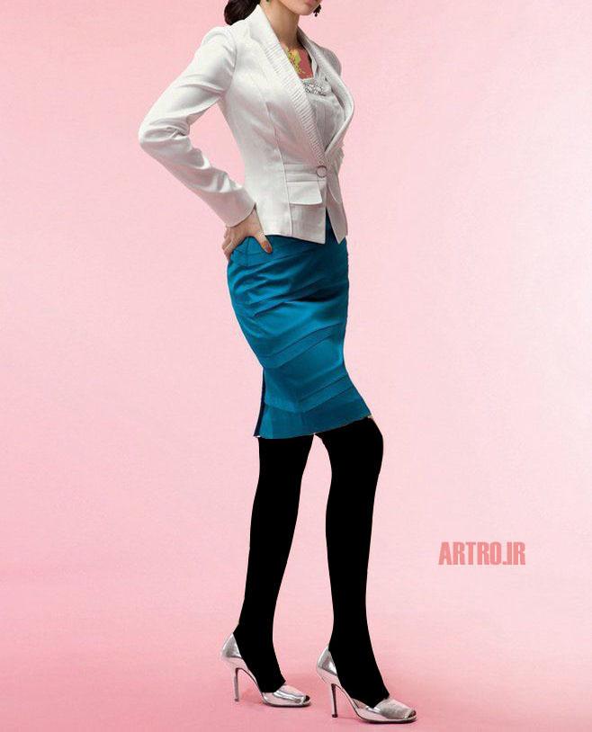 مدل کت دامن شیک مجلسی 97