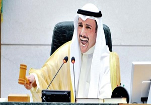 نماینده کویت، نماینده رژیم صهیونیستی را از کنفرانس بیرون کرد+ فیلم